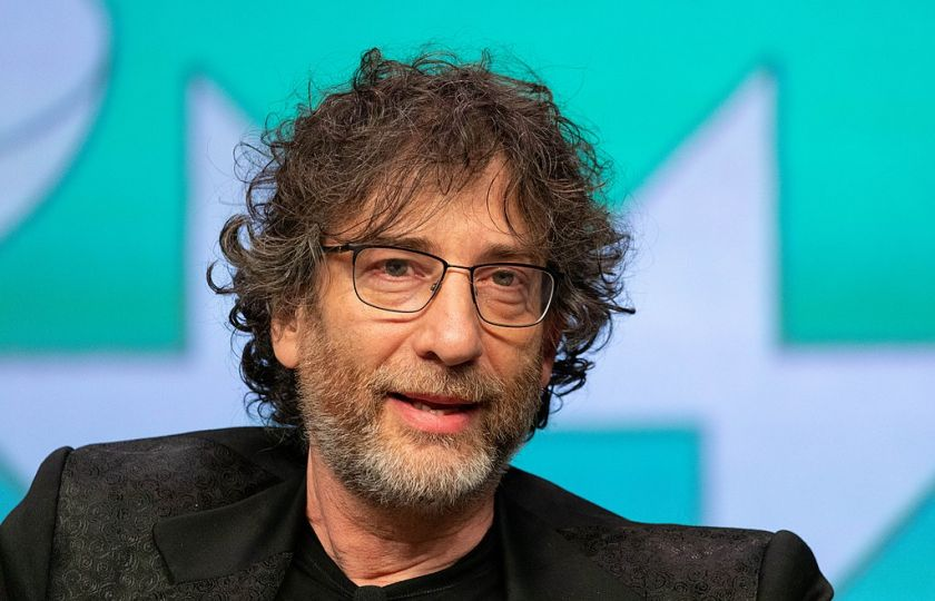 Neil Gaiman. Foto: FlickreviewR 2. CC BY-SA 2.0
